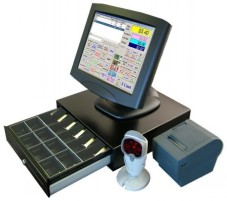 Newsagency POS System and Software